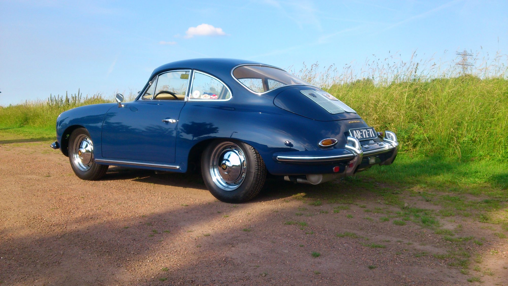 Porsche 356b Classic Sports Cars Holland