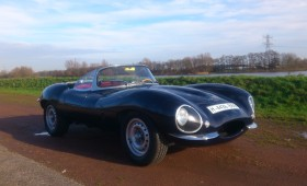 Jaguar XJ 12 C (verkocht)