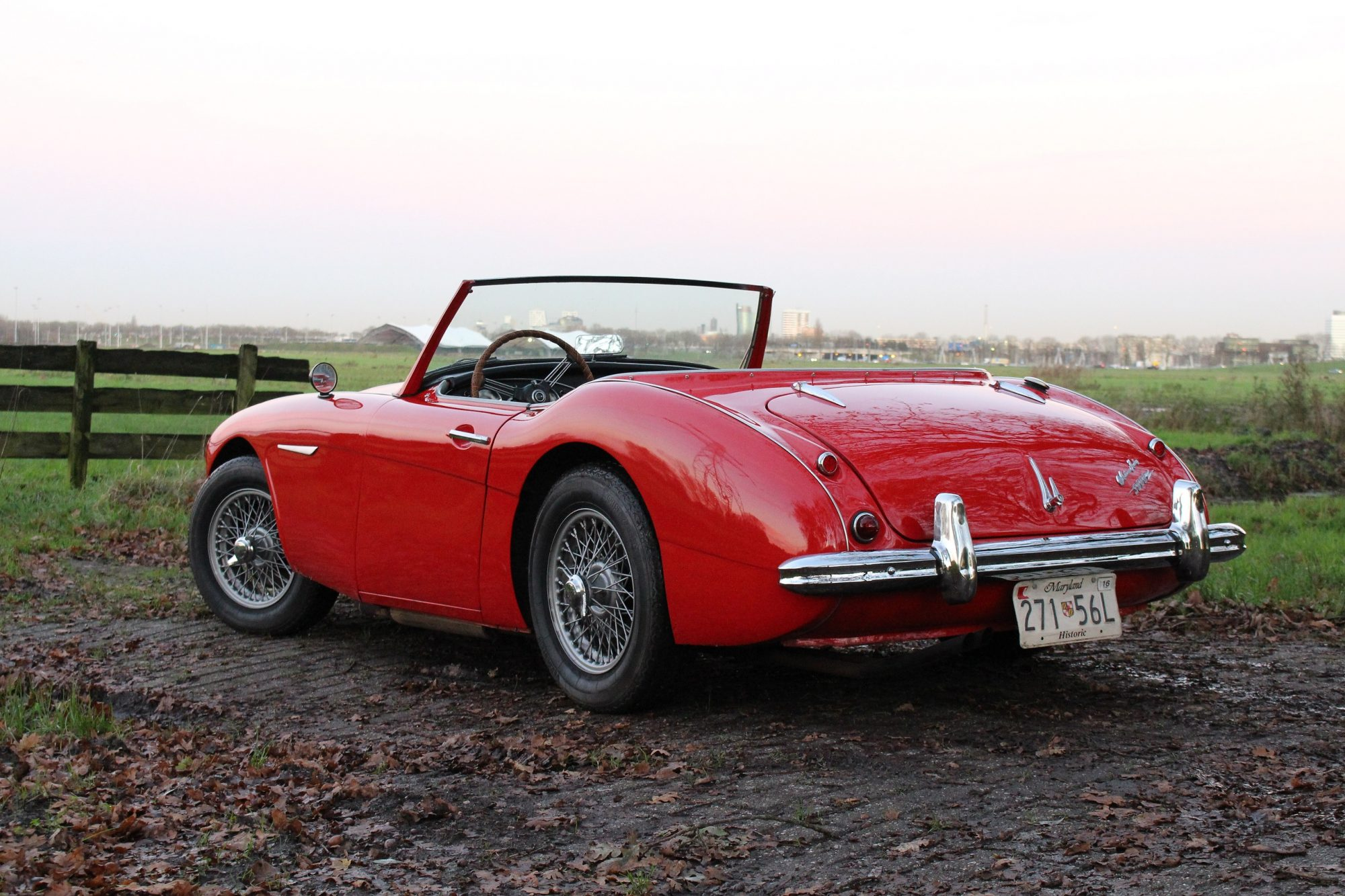 Sport Cars For Sale >> Austin Healey 3000 MKII 1962 - Classic Sports Cars Holland