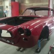 Maserati Sebring S1 painted