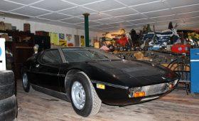 Net binnen: Maserati Bora 4.9 project