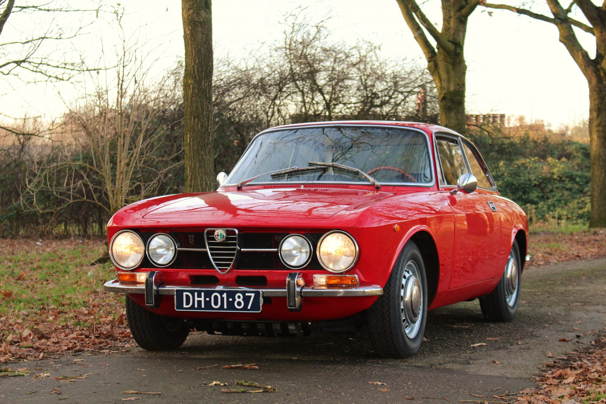 Sold Classic Sports Cars Holland