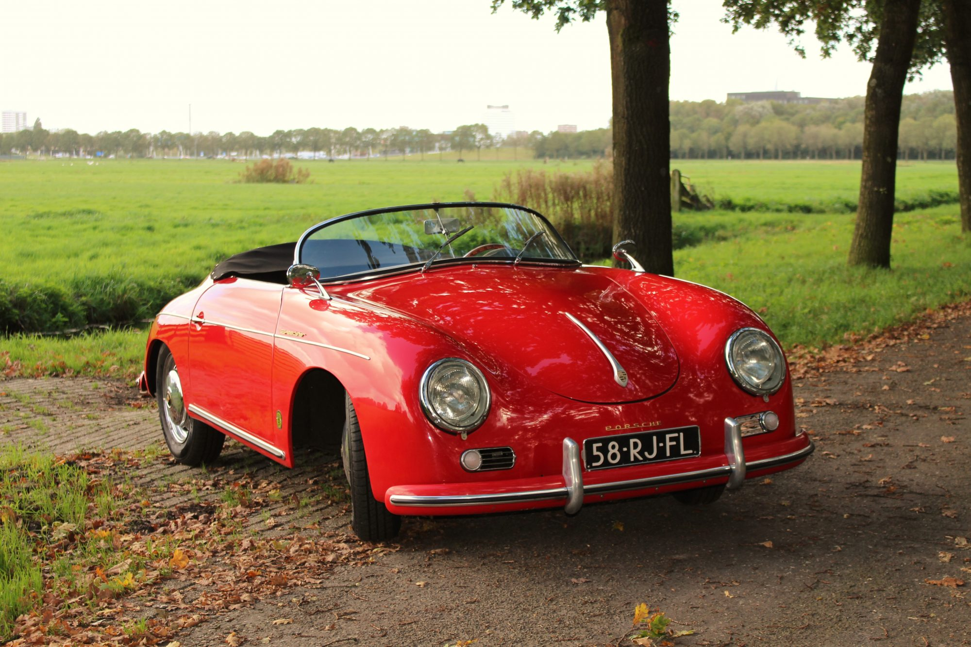 Porsche 356 Speedster Replica Classic Sports Cars Holland